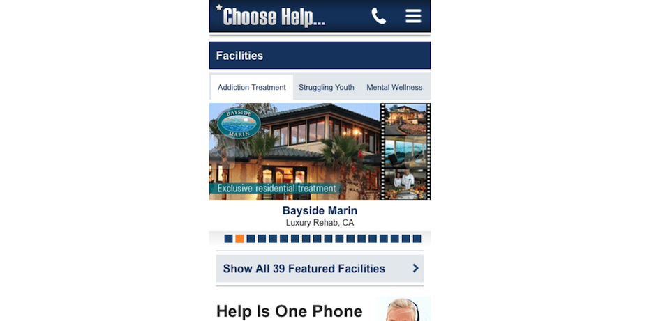 ChooseHelp Mobile
