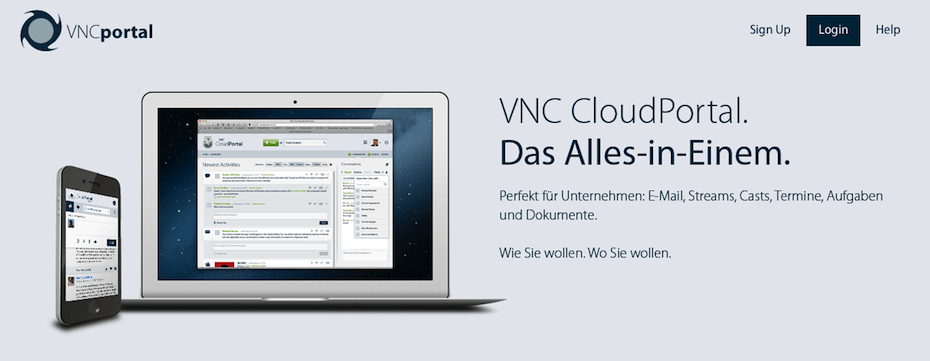 VNC Portal