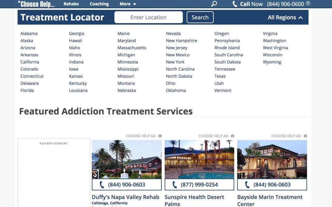 Rehab Directory
