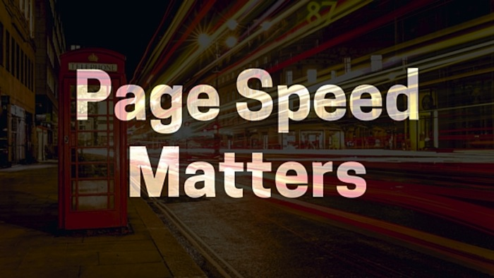 Django Site Speedup (DSS): Why website speed matters