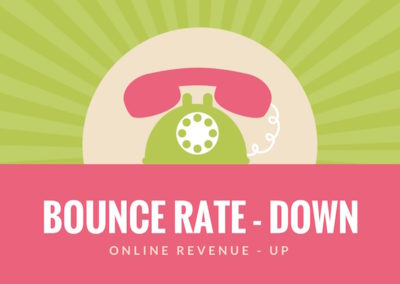 What Is Bounce Rate and How Does It Relate to Your Online Revenue?
