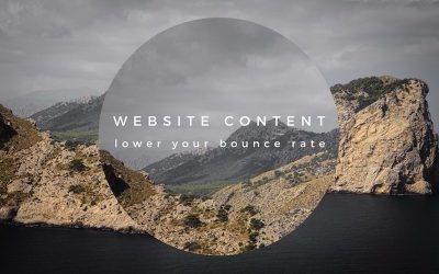 How To Improve Your Website Content and Lower Your Bounce Rate