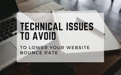 Technical Issues That Can Increase Your Bounce Rate and How To Fix Them