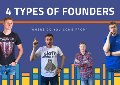 Four Types of Software Founders