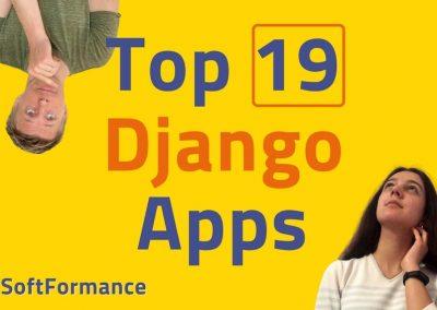 Top 19 Websites Built With Django Web Framework